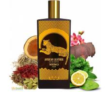 Версия В76 Memo - African Leather,100ml
