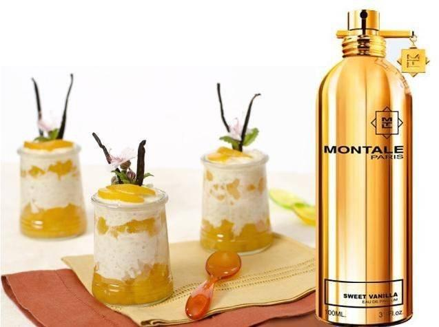 Версия В15/8 MONTALE - Sweet Vanilla,100ml