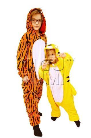 Кигуруми Тигр Желтый 3f95007e150e4