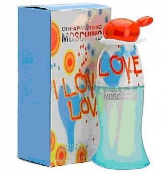 Версия А181 MOSCHINO - I LOVE LOVE,100ml