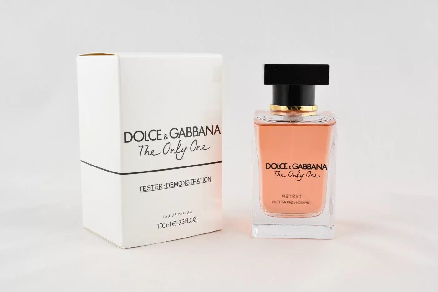DOLCE & GABBANA THE ONLY ONE 100ML EDP WOMEN TESTER