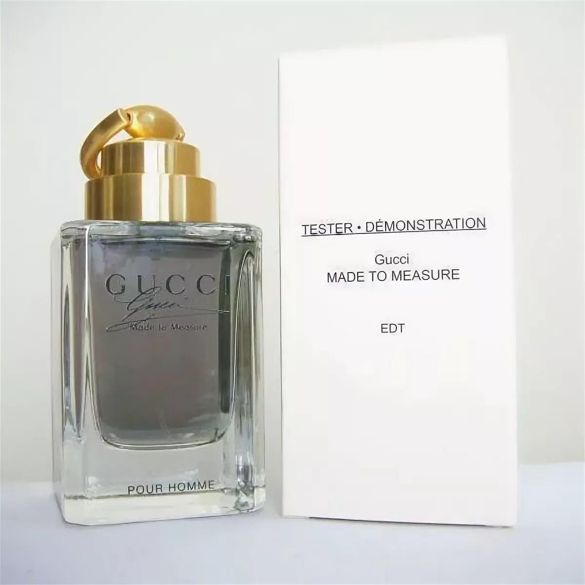 GUCCI MADE TO MEASURE 90ML EDT MEN TESTER