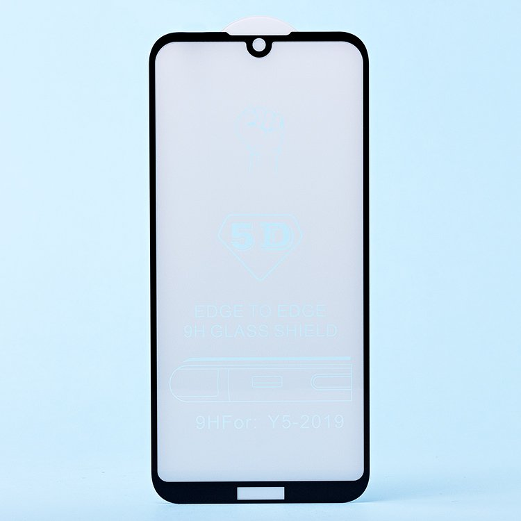 "Защитное стекло Full Screen Activ Clean Line 3D для ""Huawei Honor 8S/Y5 2019"" (black)"