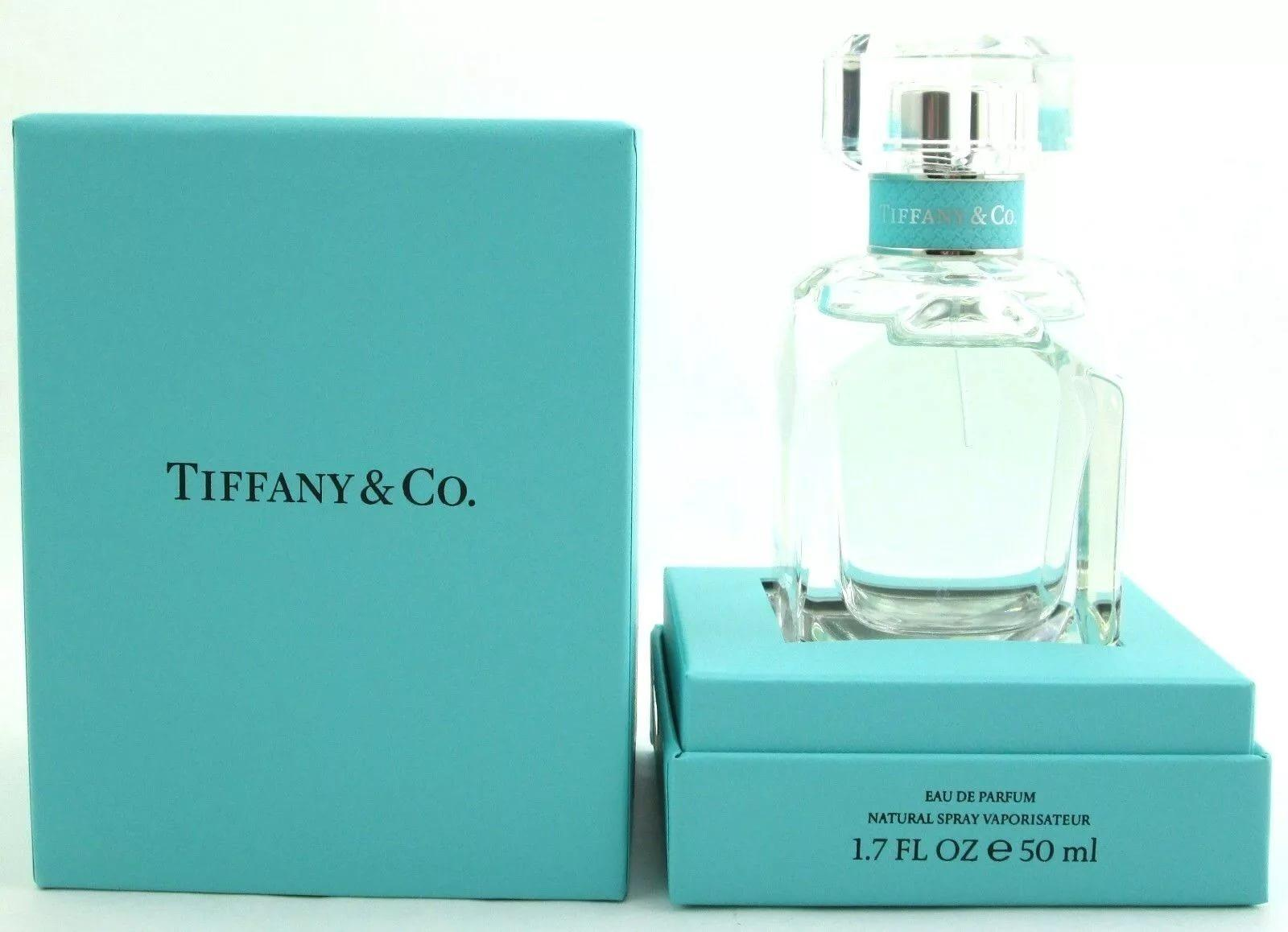 TIFFANY TIFFANY & CO 50ML EDP WOMEN