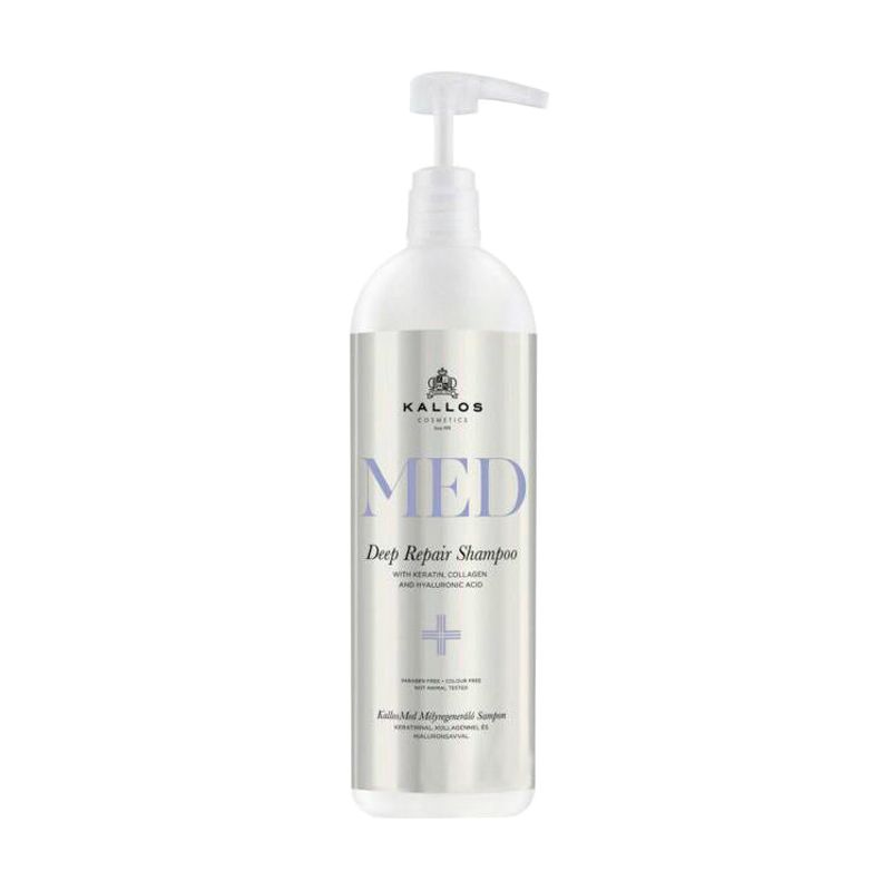 MED HEALTHY SCALP AND HAIR CONDITIONER 500мл