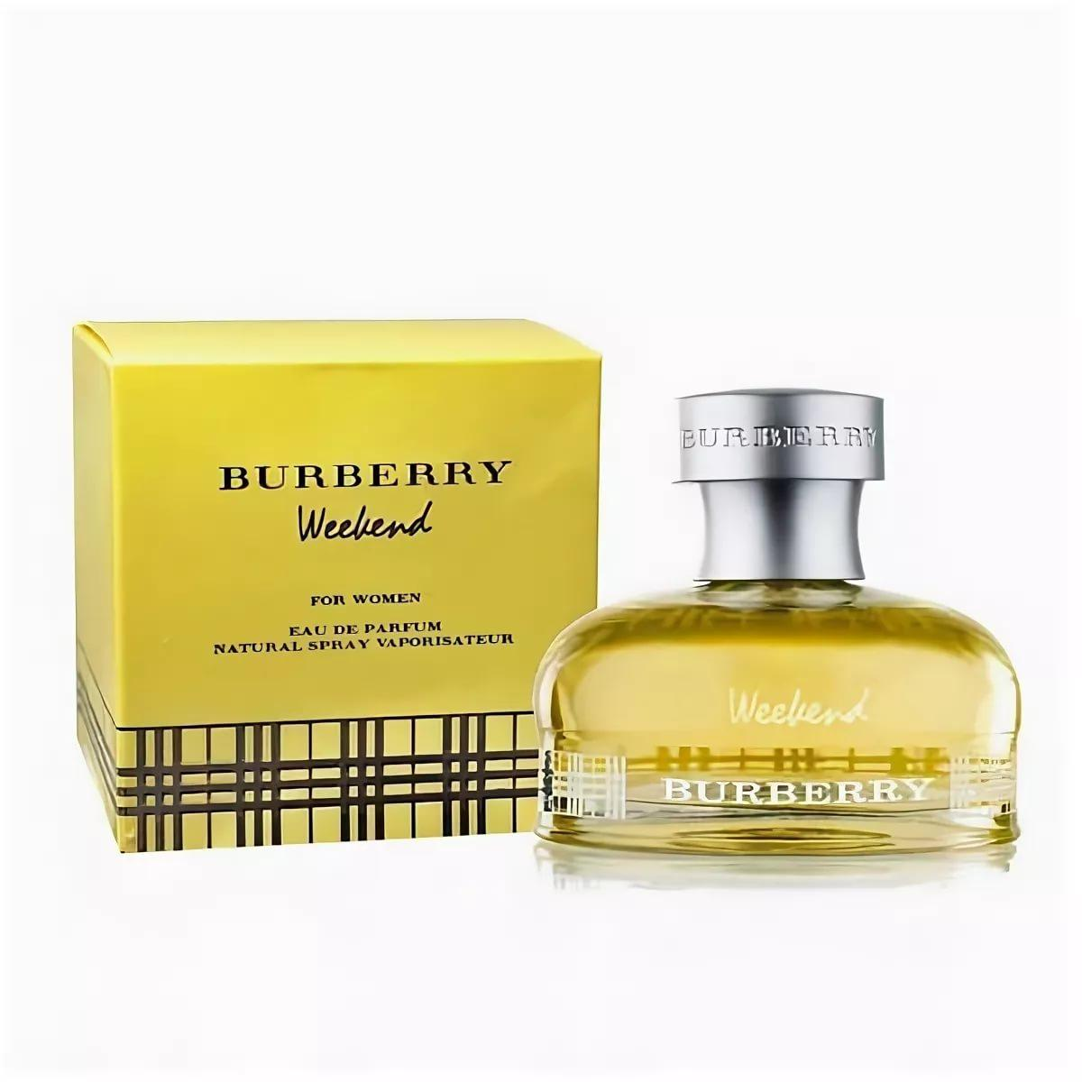 BURBERRY WEEKEND 100ML EDP WOMEN