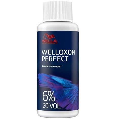 Окислитель Wella Professionals Welloxon Perfect Creme Developer 60 мл