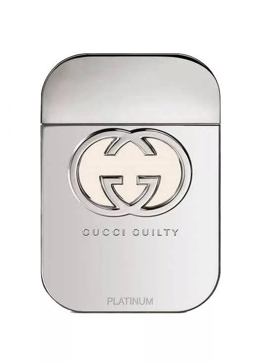 GUCCI GUILTY PLATINUM 75ML EDT WOMEN TESTER