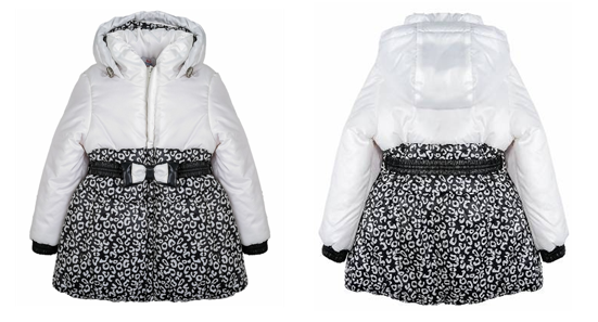 Куртка для девочки 163031